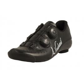 LUIGINO VERDUCCI VR01 Standard Black - Chaussures Vélo Route