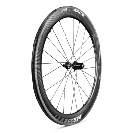 Paire de roues Xentis Squad 5.8 Race White - pneu tubeless ready