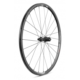 Paire de roues Xentis Squad 2.5 SL Race Matt White - pneu tubeless ready
