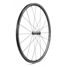 Paire de roues Xentis Squad 2.5 SL Race Black Matt - pneu tubeless ready