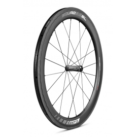 Paire de roues Xentis Squad 5.8 SL Race White Matt - pneu tubeless ready