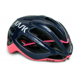 Casque KASK PROTONE Blue Navy - Pink