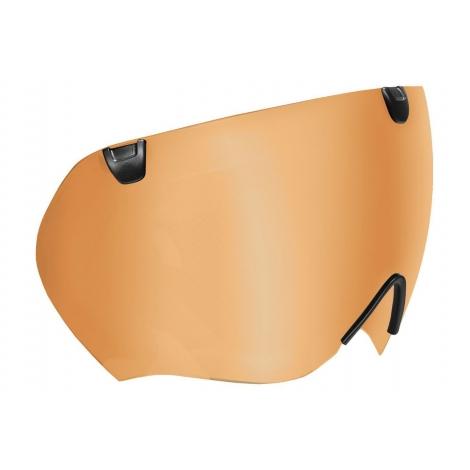 Visiere magnetique Orange pour casque KASK Bambino PRO