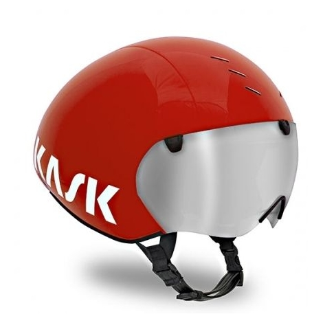 Casque KASK BAMBINO PRO RED