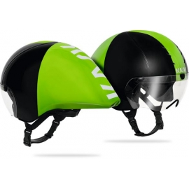 Casque KASK MISTRAL BLACK LIME