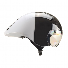 Casque KASK MISTRAL BLACK WHITE