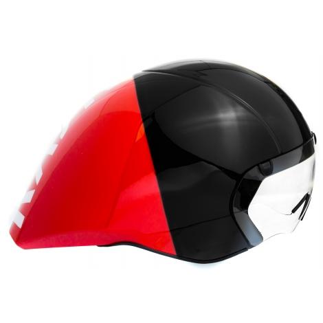 Casque KASK MISTRAL BLACK RED