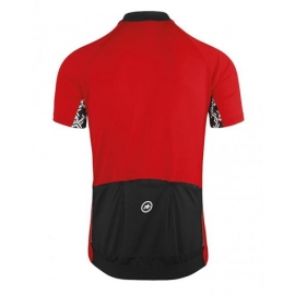 Maillot manches courtes Homme ASSOS SS JERSEY MILLE GT - nationalRed