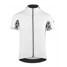Maillot manches courtes Homme ASSOS SS JERSEY MILLE GT - holyWhite