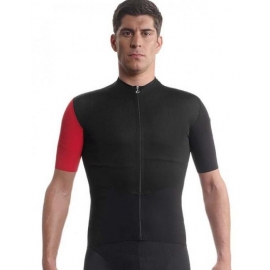Maillot manches courtes ASSOS SS Cento Jersey evo8 - nationalRed