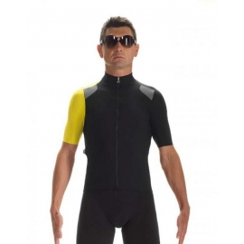 Maillot manches courtes ASSOS SS CampionissimoJersey evo7 - voltYellow