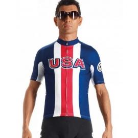 Maillot ASSOS SS Jersey USA Cycling