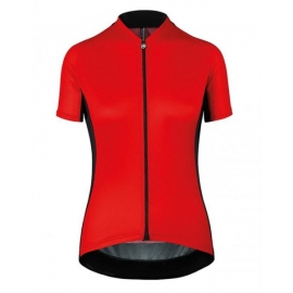 Maillot manches courtes Femme ASSOS SS JERSEY UMA GT - national Red