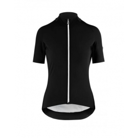 Maillot manches courtes Femme ASSOS SS JERSEY LAALALAI EVO - blackSeries