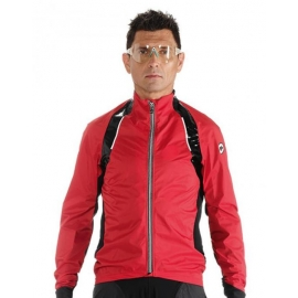 Veste pluie ASSOS RS STURMPRINZ EVO - nationalRed