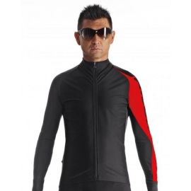 Veste coupe-vent manches longues Homme ASSOS IJ MILLE INTERMEDIATE EVO7 - nationalRed
