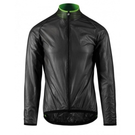 Veste coupe vent impermeable ASSOS CLIMA JACKET MILLE GT - blackSeries - New 2018
