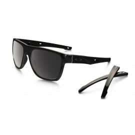 CROSSRANGE XL - POLISHED BLACK - PRIZM BLACK POLARIZED - OO9360-0758