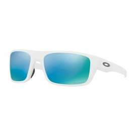 DROP POINT - POLISHED WHITE - PRIZM DEEP WATER POLARIZED - OO9367-1460
