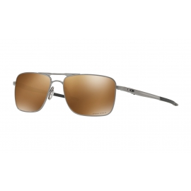 GAUGE 6 - SATIN CHROME - PRIZM TUNGSTEN POLARIZED - OO6038-0557