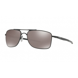 GAUGE 8 - MATTE BLACK - PRIZM BLACK POLARIZED - OO4124-0257
