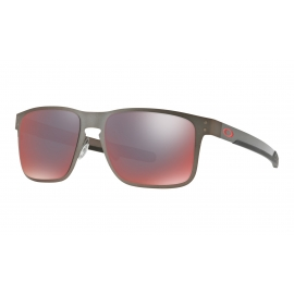 HOLBROOK METAL - MATTE GUNMETAL - TORCH IRIDIUM POLARIZED - OO4123-0555