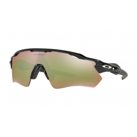 2ed6936a01f8d9 OAKLEY RADAR EV PATH - POLISHED BLACK - PRIZM SHALLOW WATER POLARIZED -  OO9208-5838