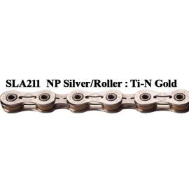Chaine 11 vitesses Yaban SLA 211
