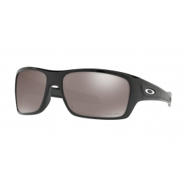 TURBINE - POLISHED BLACK - PRIZM BLACK POLARIZED - OO9263-4163