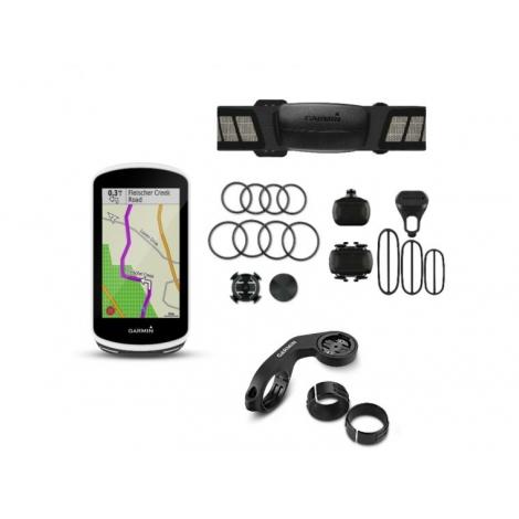 Compteur GPS GARMIN Edge 1030 Bundle ( HRM + Cadence + Vitesse)