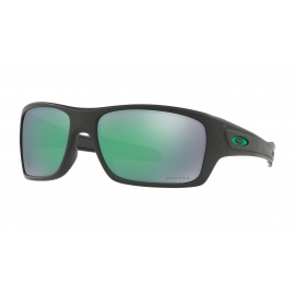 TURBINE - MATTE BLACK - PRIZM JADE POLARIZED - OO9263-4563