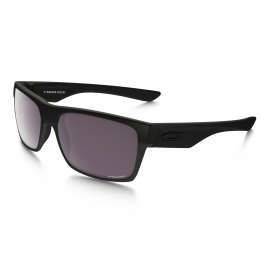 OAKLEY Two Face Covert Matte Black - Prizm Daily Polarized OO9189-26