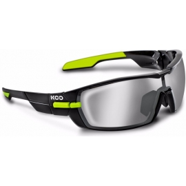KASK KOO OPEN BLACK LIME