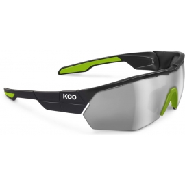 KASK KOO OPEN CUBE BLACK/LIME