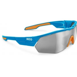 KASK KOO OPEN CUBE LIGHT BLUE/ORANGE