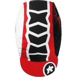 Casquette ASSOS MILLECAP EVO8 NATIONAL RED