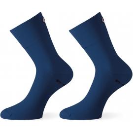Socquettes ASSOS MILLE GT SOCK caleumBlue