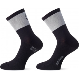 Socquettes ASSOS CENTOSOCKS EVO8 blackSeries