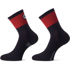Socquettes ASSOS CENTOSOCKS EVO8 nationalRed