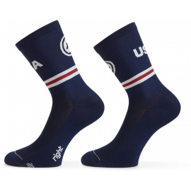 Socquettes ASSOS USA CYCLING SOCK