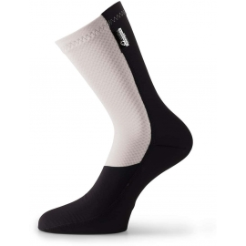 Chaussettes ASSOS FUGUSPEER S7 whitePanther