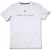 Tee shirt manches courtes ASSOS SS MADE IN CYCLING MAN holyWhite