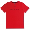 Tee shirt manches courtes ASSOS SS MADE IN CYCLING MAN nationalRed