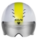 Casque KASK MISTRAL WHITE SILVER