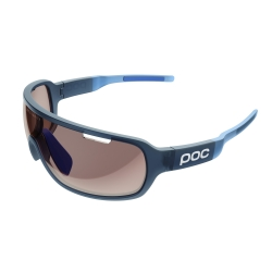 Lunettes POC DO BLADE Lead Blue Translucent - Furfural Blue