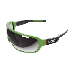 Lunettes POC DO BLADE Cannondale Green - Uranium Black