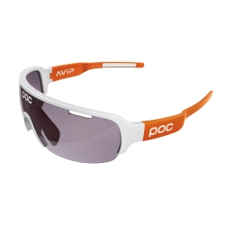 Lunettes POC DO HALF BLADE AVIP Hydrogen White - Zinc Orange