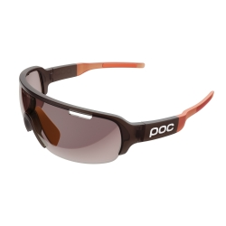 Lunettes POC DO HALF BLADE Propylene Red Translucent - Zink Orange