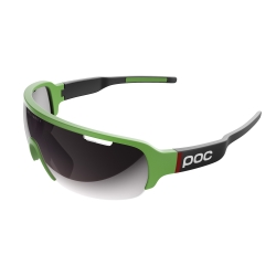 Lunettes POC DO HALF BLADE Cannondale Green - Uranium Black