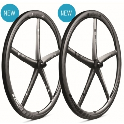 Xentis Mark 3 Matt Black - Disc Brake - Pneu tubeless ready